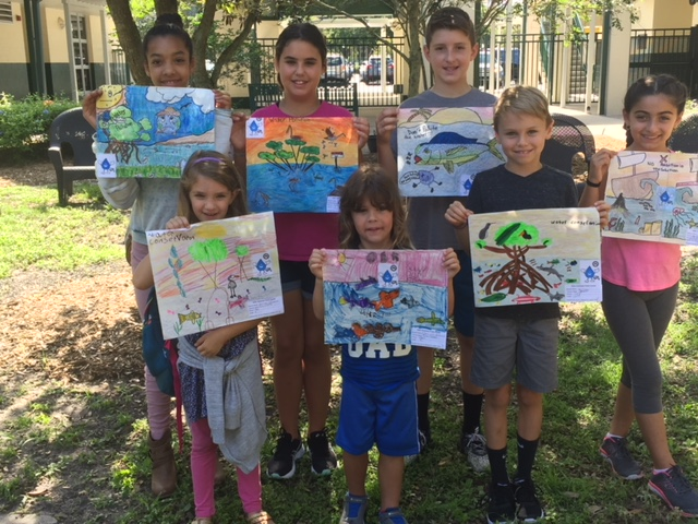 Water Awareness Poster Contest Winners!