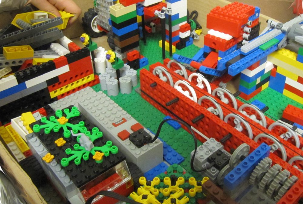 Join Our TOES Lego Club!
