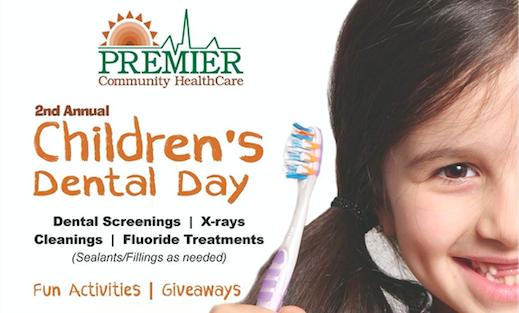 Children's Dental Day- Feb. 3rd
