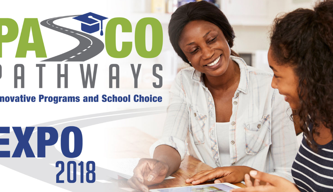 Pasco County Schools is excited about the new Pasco Pathways (School Choice and Magnet) application process and upcoming Expo events!